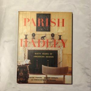 Parish Hadley book